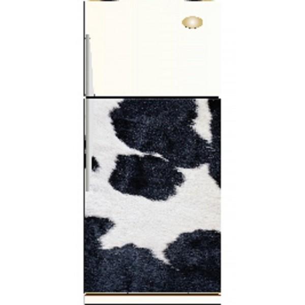 Sticker pour frigidaire décoration vache