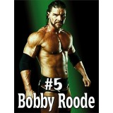 Sticker catcheur Bobby Roode 120x90 cm.