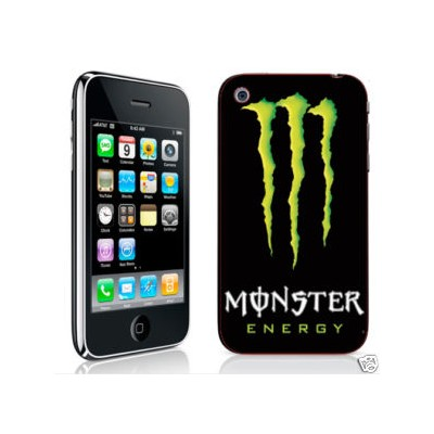 Sticker Iphone Monster Energy Drink