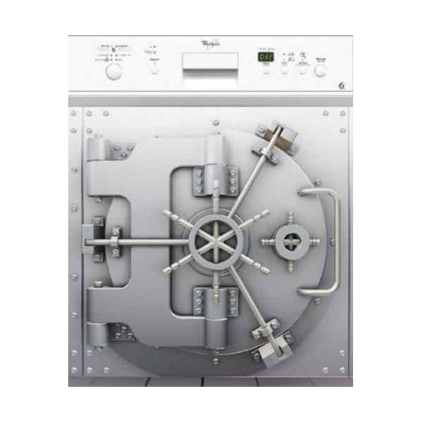 Sticker autocollant pour lave vaisselle d coration coffre for Decoration porte lave vaisselle